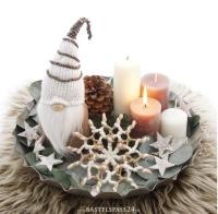 Hier Gibts Tolle Diy Ideen Floristik Fur Advent Bastelspass24 De