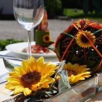 Tischdeko selber machen  Tischdeko basteln | DIY Ideen zum Selber machen - Bastelspass24.de - F
