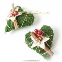 Herbst weihnachten floristik basteln for Weihnachtsgestecke aus naturmaterialien