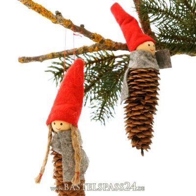 weihnachtsdeko wichtel h 16 cm junge u m dchen zum h ngen f r tannenbaum. Black Bedroom Furniture Sets. Home Design Ideas