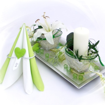 Gesteck Mit Kerze In Moderner Draht Sisal Tasche Tolle Und Trendige T
