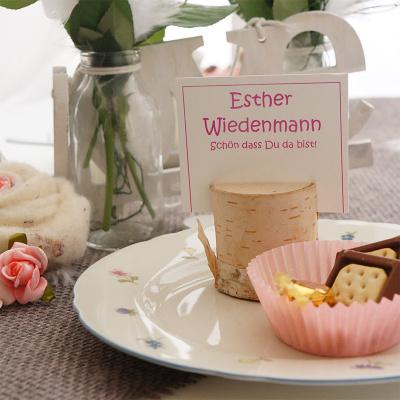 Tischkarten Für Hochzeit Basteln Ideen Zum Selber Machen Bastelspa