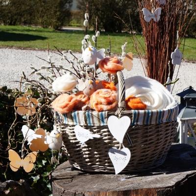 Blumen Landhausstil deko landhausstil blumen hochzeit frühling sommer in wei szlig