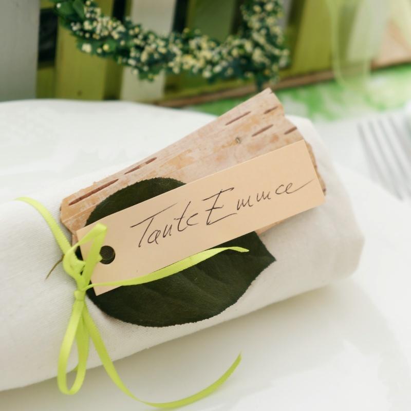 Tischkarten Fur Hochzeit Basteln Ideen Zum Selber Machen Bastelspa