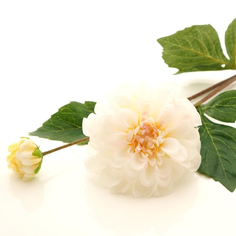 Dahlien Seidenblumen Blumen K Nstlich F R Hochzeit Tischd
