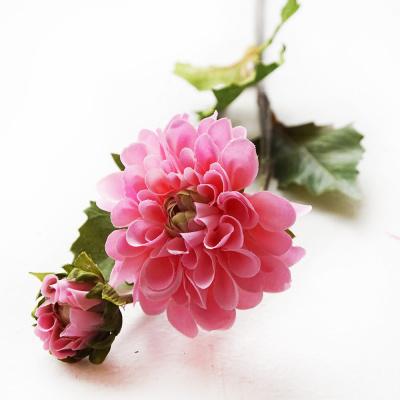Dahlien Seidenblumen Blumen Kunstlich Fur Hochzeit Tischd