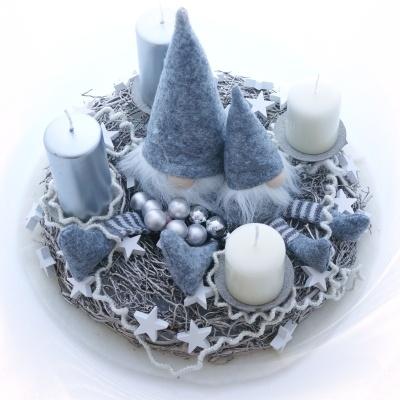 Adventskranz Kaufen streusterne weihnachten sterne aus holz d 3cm ve 30 st zum streuen u