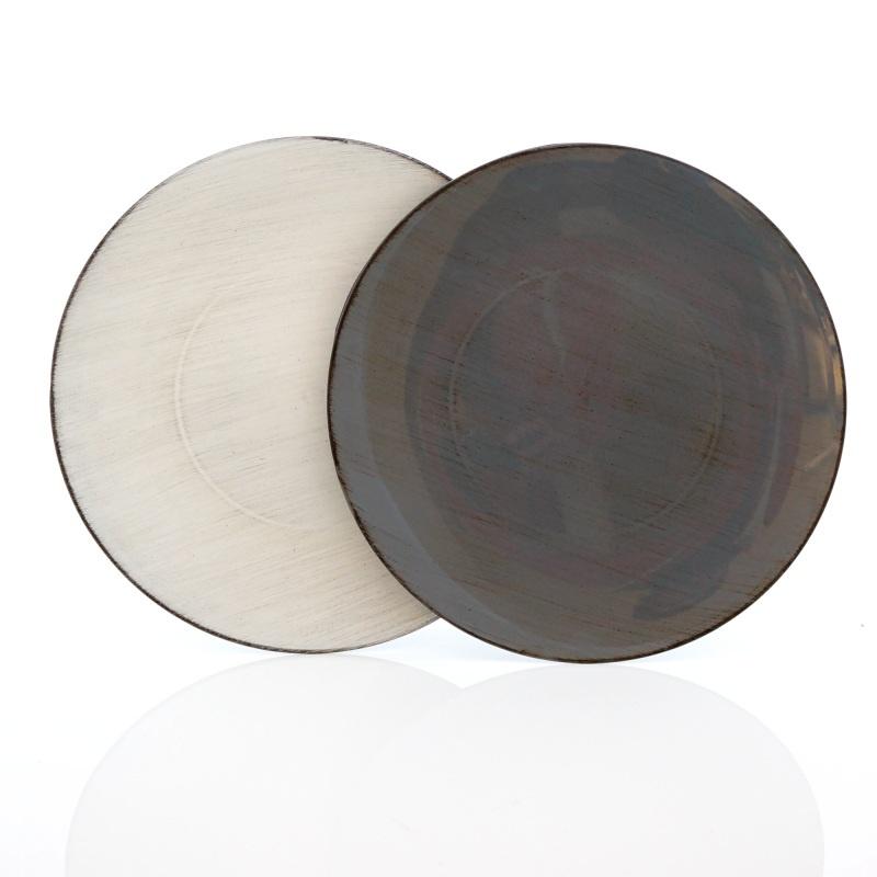 ... , glänzend aus Kunststoff, Gr. 33 cm für Tischdeko und Hochzeit
