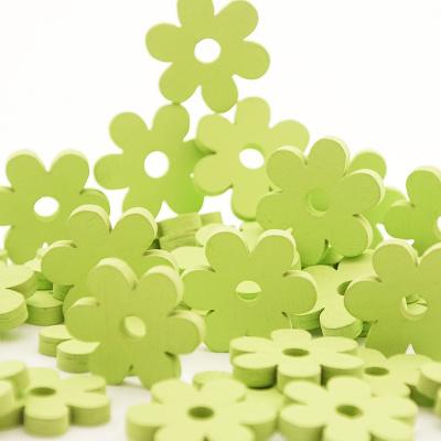 Tischdeko Grün streublumen blumen aus holz für tischdeko grün ve 40 st uuml