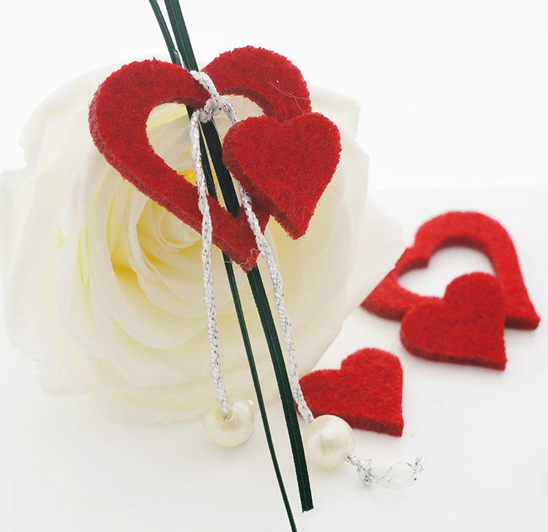 Selber machen anleitung hochzeitsanstecker Hochzeitstorte selber