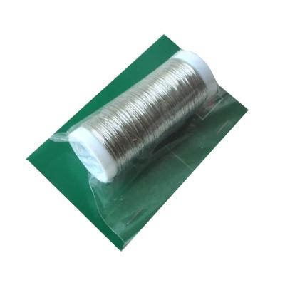 Silberdraht 0,3 mm 30g Rolle, ca.50 m - Bastelspass24.de - Floristik,