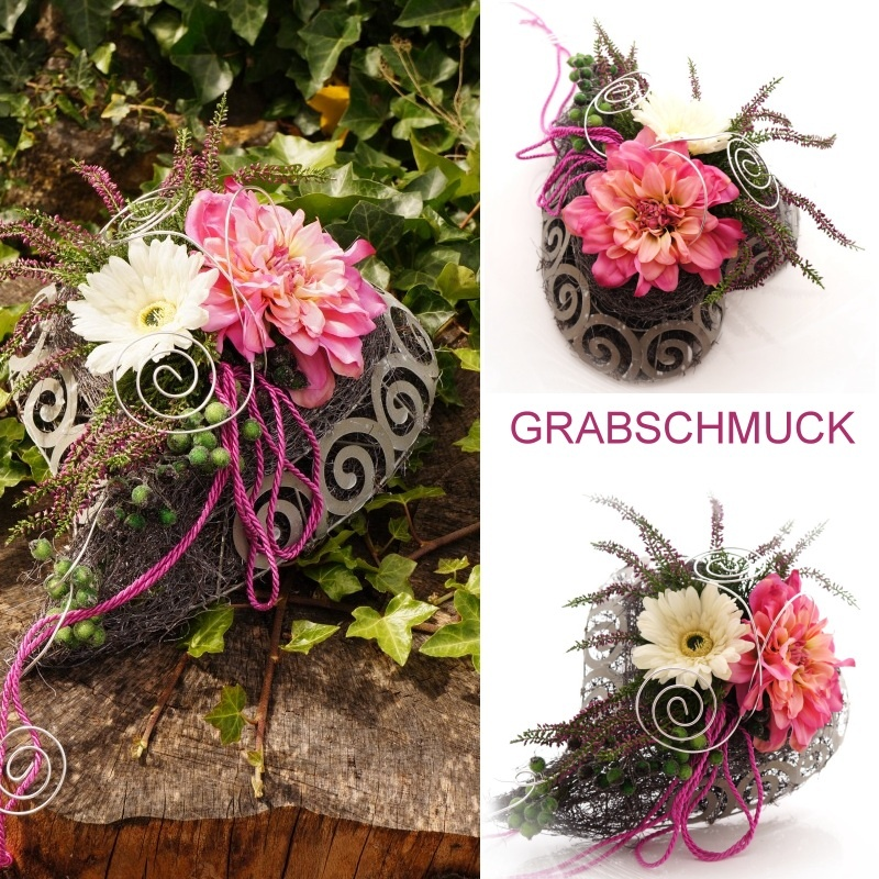 seidenblume dahlien gro rosa b 15 cm l 79 cm mit 5 bl tt. Black Bedroom Furniture Sets. Home Design Ideas