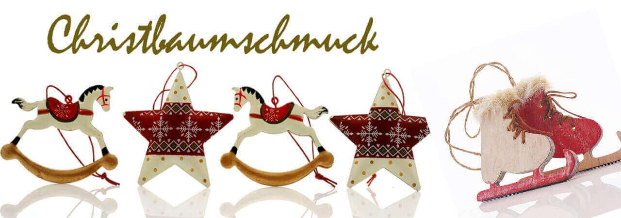 Christbaumschmuck Landhausstil