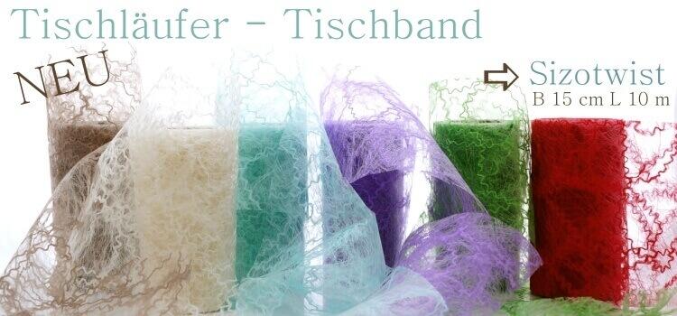 Tischläufer-Sizoweb-Sizoflor-Sizotwist-Sizolace für-Hochzeit-Feste-Geburtstag-günstig-kaufen