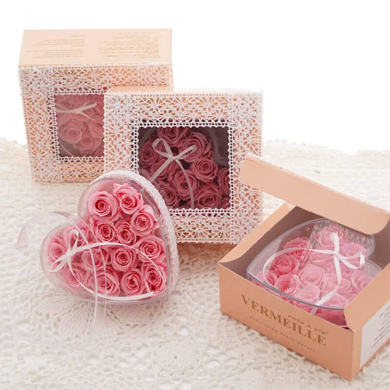 Geschenkidee Muttertag Longlive Rosen | Präparierte Rosen | Langzeitrosen kaufen