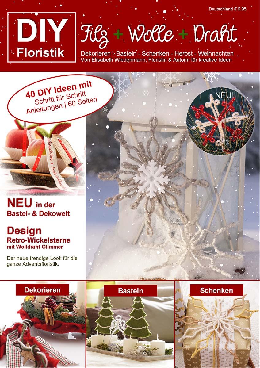 Diy Bastel Magazin Filz Wolle Draht Weihnachten